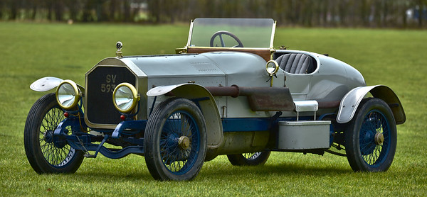 1916 American LaFrance 14-Litre Roadster