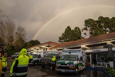 (1/9/18) Montecito Mudslide Day 1