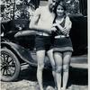 1926 Joey and Evelyne Rosengard