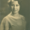 1929 Evelyne Rosengard High School Photo