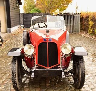 1922 Fiat %10S DZ4322