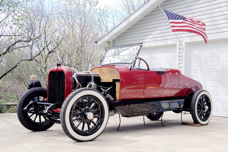 1922 Mercer Runabout