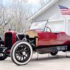 1922 Mercer Runabout