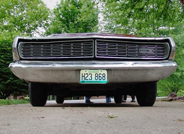 Mercer's Antique Autos