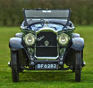 """1922 Packard """"First Series"""" Single Six Tourer BF66282"""