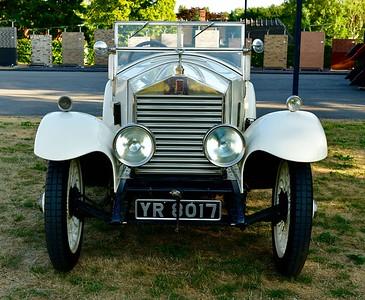1924 Rolls Royce 20hp for Ruler of Oman