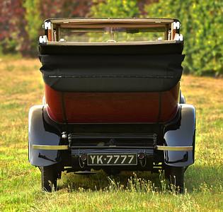 1924 Rolls Royce Silver Ghost YK7777