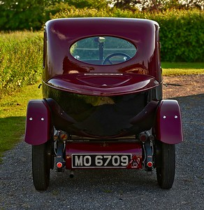 1925 MG Bull Nose Super Sports Salonette 14 28