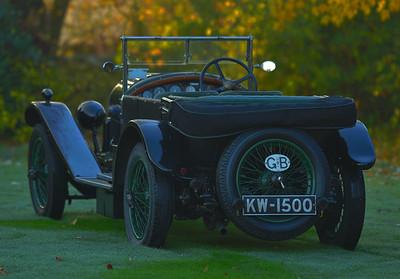 1926 3 litre Bentley KW1500
