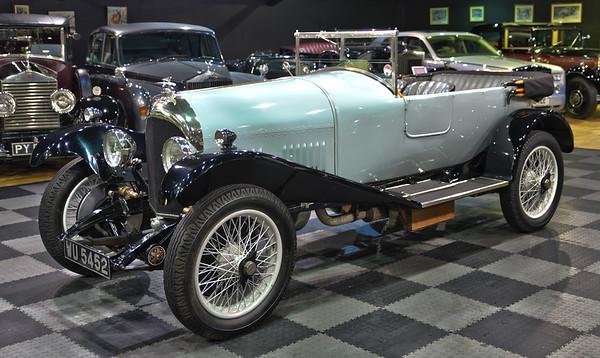 1926 Bentley 3.0 Litre Red Label Speed Model WU5452