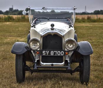 1927 Buick Master Six Sport Tourer SV 8700