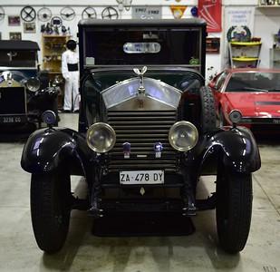 1927 Hooper 20hp Doctors Coupe