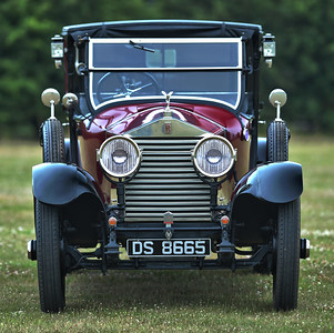 1927 ROLLS ROYCE 20HP OPEN-DRIVE BROUGHAM BY BREWSTER DS 8665