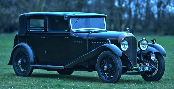 1929 Bentley 4.5 Litre by HJ Mulliner RX 6108