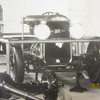 """Circa 1929 Buick Factory Photos - From The Buick Gallery, Flint, MI, USA. (Photo of card states that """"groups were instructed on all mechanical details at chassis display"""".)"""