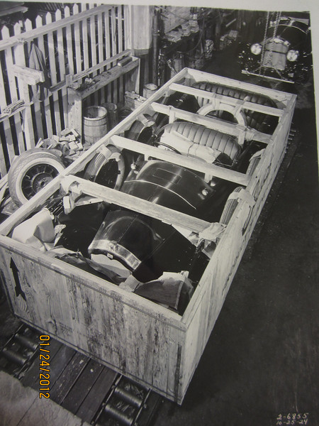 Circa 1924 Buick Factory Photos - From The Buick Gallery, Flint, MI, USA.