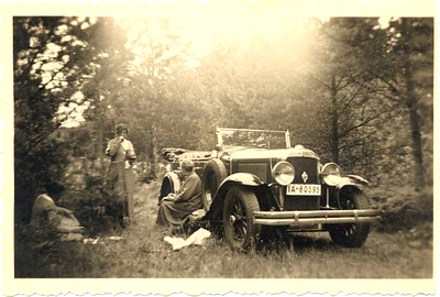 1929 Berlin Summer