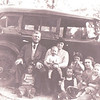 29-49X - Owned by Phil Green:  Photo is of the original owner's family supplied by John Denison of Coonamble, NSW, Australia.  That's his fathers car and John is the boy on mothers lap. That's his grandparents sitting on the running board with grand kids.