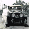 54CCX - Early picture of car (circa early 30's) now owned by John Lee