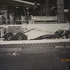 Circa 1929 Buick Factory Photos - From The Buick Gallery, Flint, MI, USA.  Note:  almost everything is painted same colour - presumably green.  Wire wheels.  No valve cover.