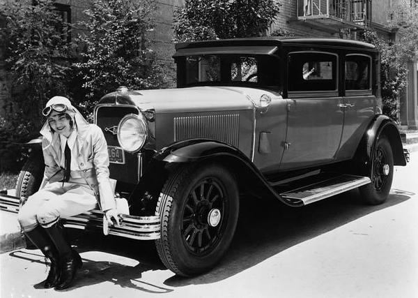 29-41 or 51 Close Coupled Sedan - Publicity shot