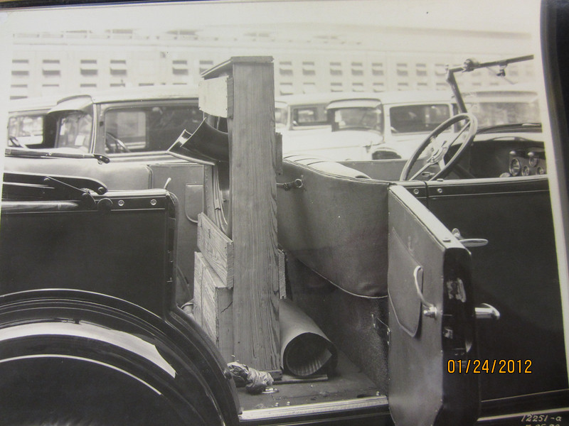 Circa 1928 Buick Factory Photos - From The Buick Gallery, Flint, MI, USA.