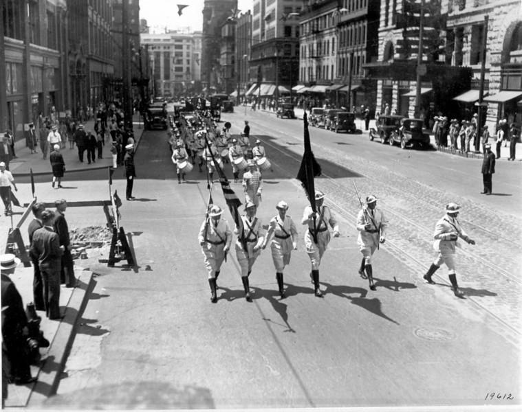 Silver Anniversary Parade