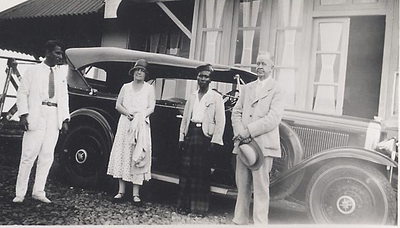1929 Buick Touring Car in Bali