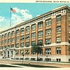 Buick Office Building, Flint, MI, USA - circa 1929.