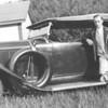 Brad Sprague's touring car