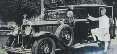 29-50LX, in India - Owned by the then Nawab of Balasinor.