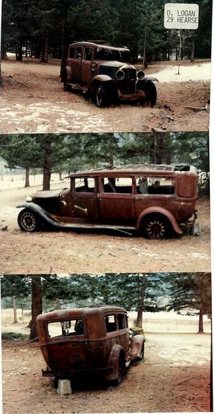 29 McLaughlin Buick Hearse in BC, Canada (Circa 1980)