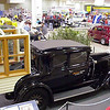 Andersen Windows Display car - replica of their late 20/early 30's travelling, display car