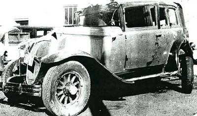Damaged 29 Buick