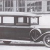 1929 Flxible-Buick Paddy Wagon (from: Flxible - Professional Vehicles: The Complete History)