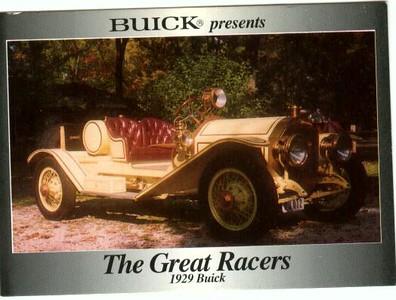 29 Buick Speedster