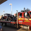 29 McLaughlin Buick on Roll-Back headed home after carb fire (July 2012)