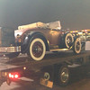 29 McLaughlin Buick on 2nd Roll-Back at Canadian Boarder headed home after carb fire (July 2012)