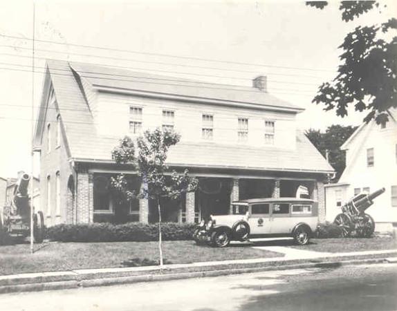 1929 Flxible-Buick Ambulance