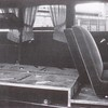 1929 Flxible-Buick Funeral car interior (from: Flxible - Professional Vehicles: The Complete History)