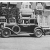 Andersen Windows Display car - original photo (circa 1932)