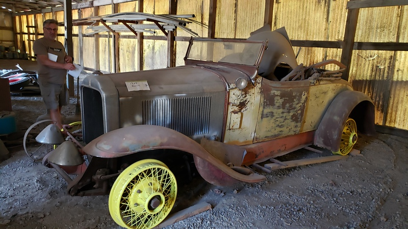 29-44 at Auction, June 2021.  Sold for $7,750.