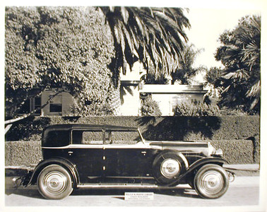 Special Bodied 1929 Buick