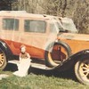 29-41 McLaughlin Buick - circa 1960's.  Car restored by Peter Douma over 10 year period 1976-86.