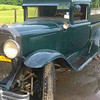 29 Buick Modified to a Dump Truck.