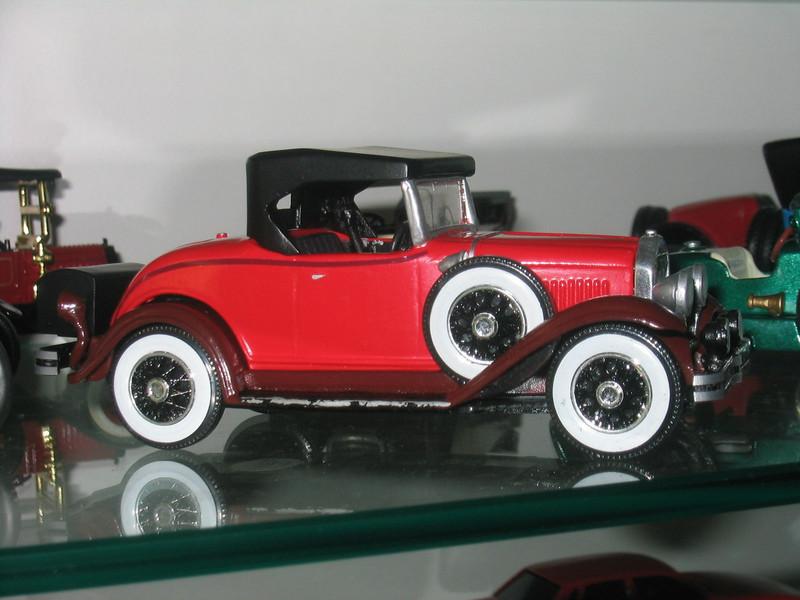 29 Buick Model - Model 29-24 - Standard roadster (made only in Australia)
