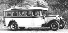 1929 Flxible-Buick Bus