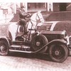 """Moxie Soda 29 Buick Promotional Vehicle.  Moxie Soda, with the slogan """"Distinctively Different"""" used fake horse on auto chassises. They used Dorts, LaSalles, Rolls-Royces and Buicks.  A handful of originals still exist.  Wonder if the 29 Buick one does."""