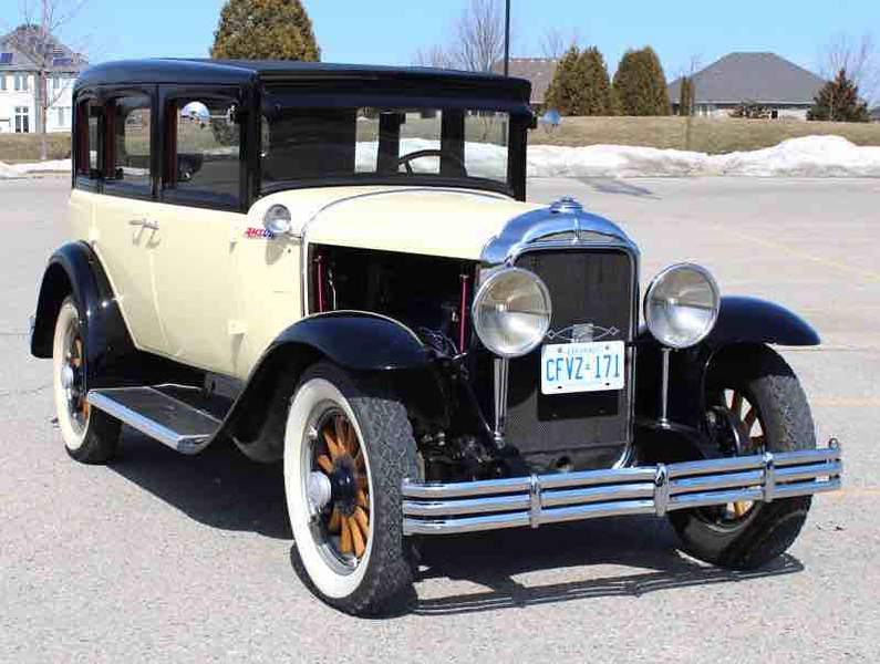 29-27 - McLaughlin Buick - from BC, Canada