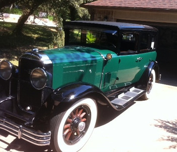 29-50 - Owned by Edwin Justice.  Car was the Governor of Florida's limo from 1928-1932.